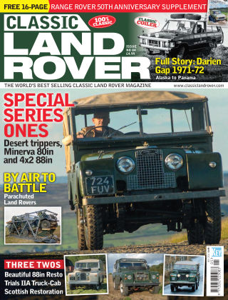 Classic Land Rover May 2020