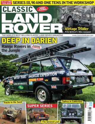 Classic Land Rover Jun 2020