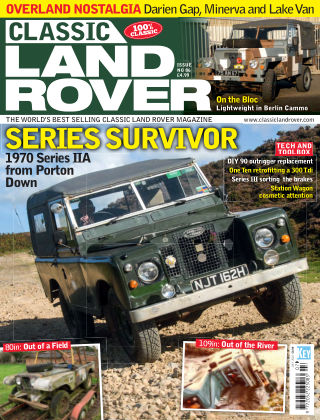 Classic Land Rover Jul 2020