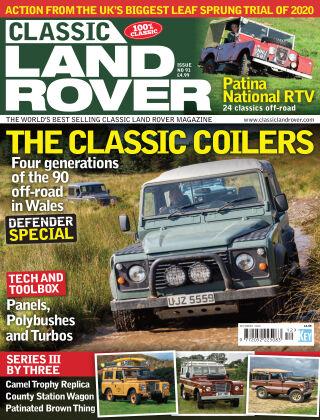 Classic Land Rover Dec 2020