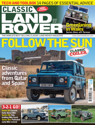 Classic Land Rover Feb 2021
