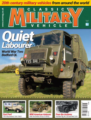 Classic Military Vehicle Mar 2019