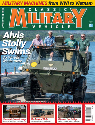 Classic Military Vehicle Jan 2019
