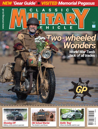 Classic Military Vehicle Sep 2019