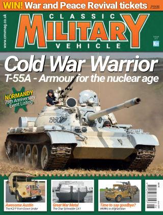 Classic Military Vehicle Jun 2019
