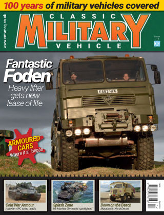 Classic Military Vehicle Apr 2019