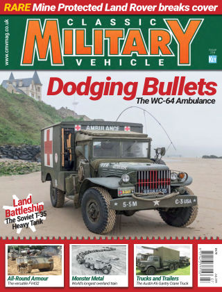 Classic Military Vehicle Jul 2019