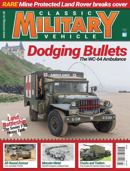 Classic Military Vehicle June 20, 2019 00:00