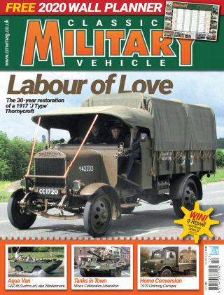 Classic Military Vehicle Dec 2019