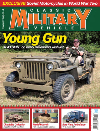 Classic Military Vehicle Jan 2020