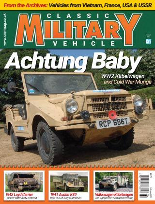 Classic Military Vehicle Feb 2019