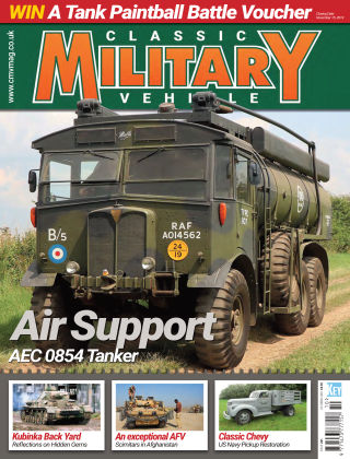 Classic Military Vehicle Oct 2019