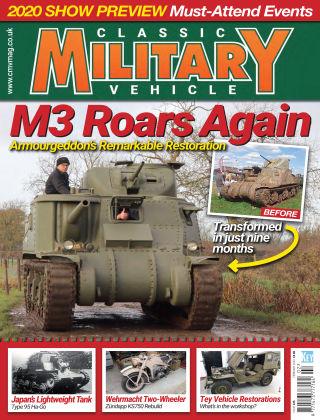 Classic Military Vehicle Feb 2020