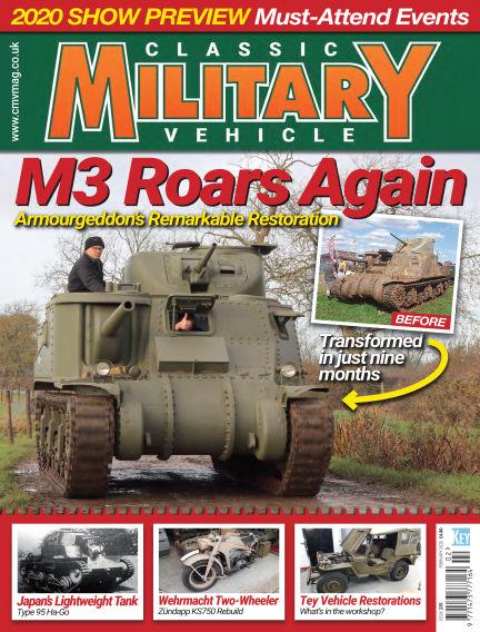 Classic Military Vehicle January 16, 2020 00:00