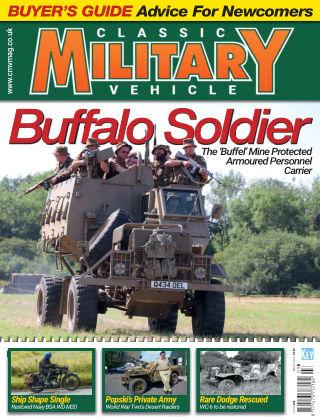 Classic Military Vehicle Mar 2020