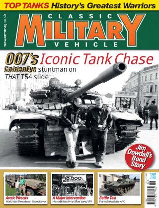 Classic Military Vehicle Apr 2020