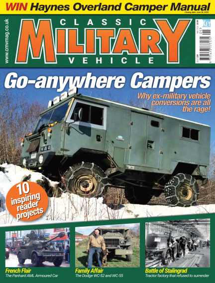 Classic Military Vehicle April 16, 2020 00:00