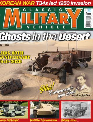 Classic Military Vehicle Jun 2020