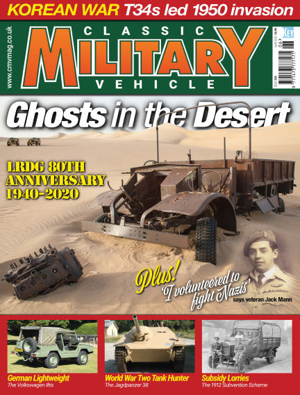 Classic Military Vehicle May 21, 2020 00:00