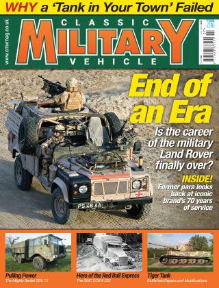 Classic Military Vehicle Jul 2020