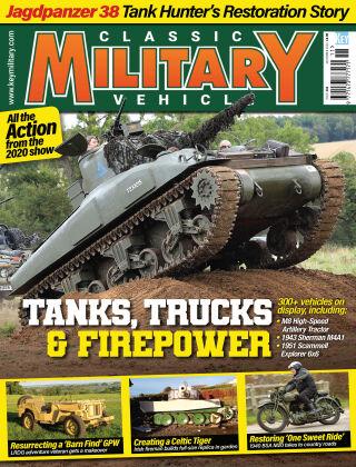 Classic Military Vehicle Nov 2020