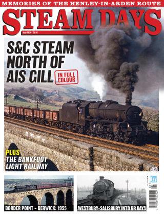 Steam Days Jul 2020