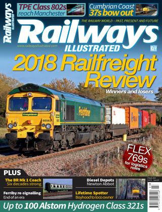 Railways Illustrated Mar 2019