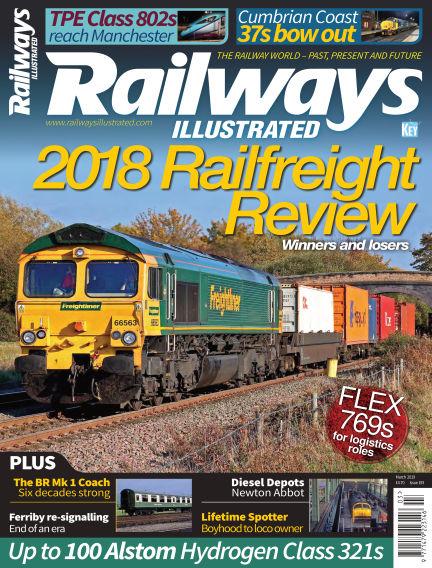 Railways Illustrated February 07, 2019 00:00