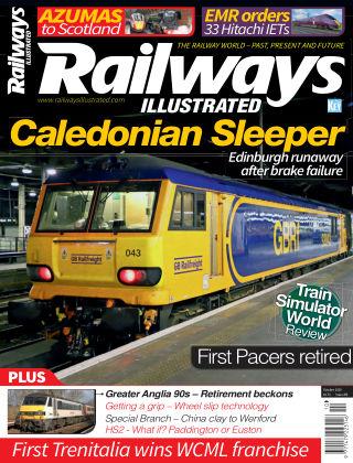 Railways Illustrated Oct 2019