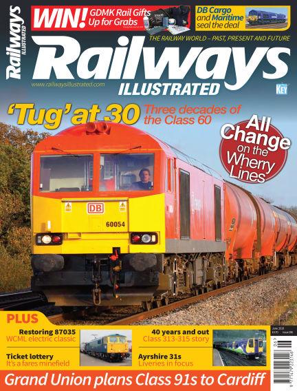 Railways Illustrated May 02, 2019 00:00