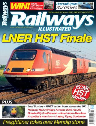 Railways Illustrated Jan 2020
