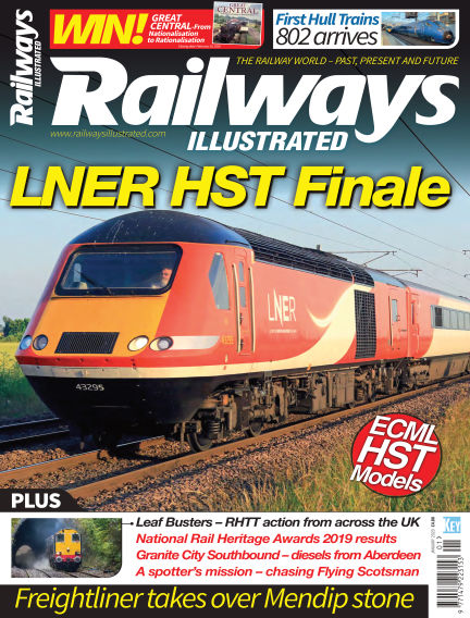 Railways Illustrated December 20, 2019 00:00