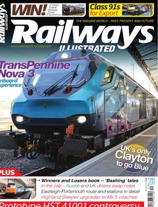 Railways Illustrated Dec 2019