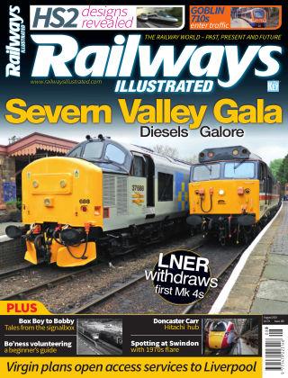 Railways Illustrated Aug 2019