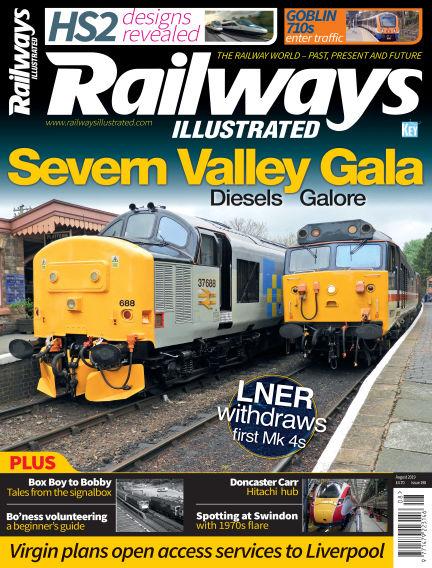 Railways Illustrated July 04, 2019 00:00