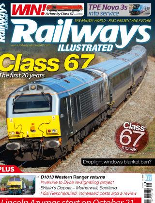 Railways Illustrated Nov 2019