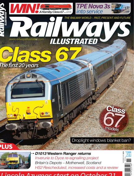 Railways Illustrated October 03, 2019 00:00