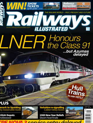 Railways Illustrated Jan 2019