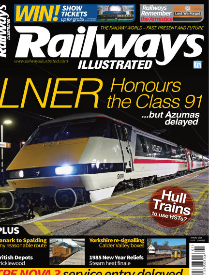 Railways Illustrated December 06, 2018 00:00