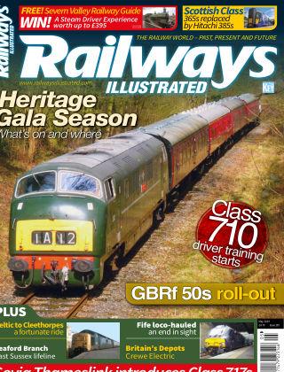 Railways Illustrated May 2019
