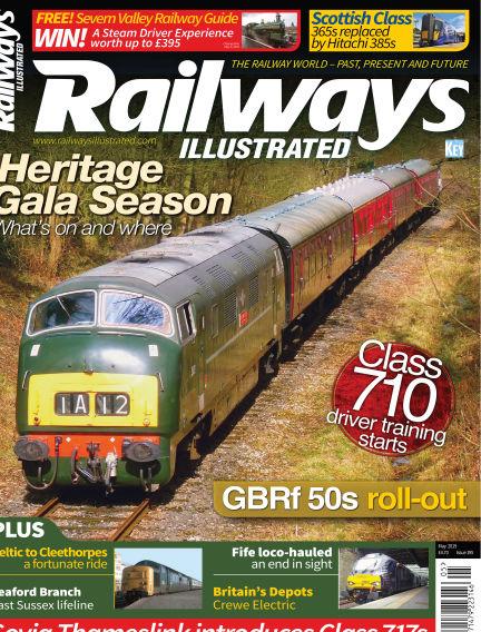 Railways Illustrated April 04, 2019 00:00