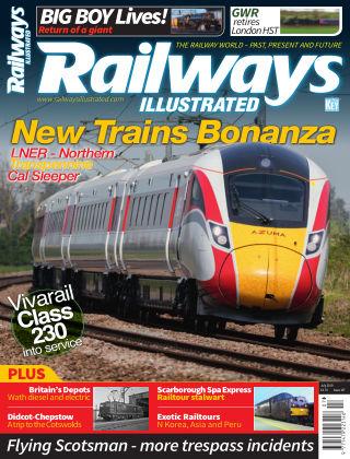 Railways Illustrated Jul 2019