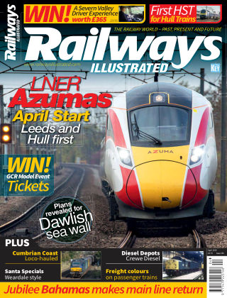 Railways Illustrated Apr 2019