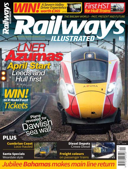 Railways Illustrated March 07, 2019 00:00