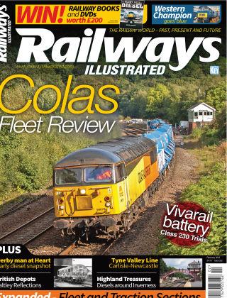 Railways Illustrated Feb 2019