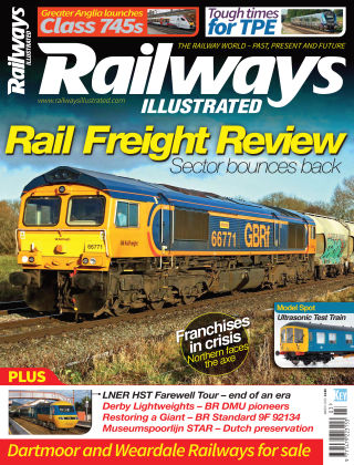 Railways Illustrated Mar 2020
