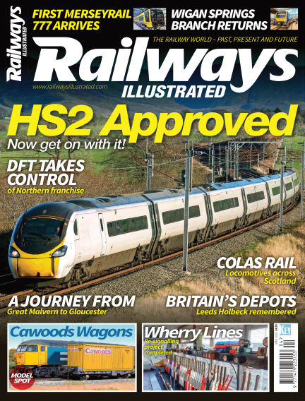 Railways Illustrated March 05, 2020 00:00