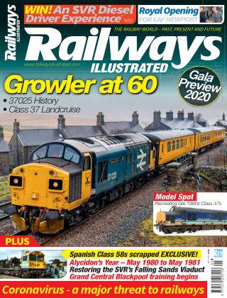 Railways Illustrated May 2020