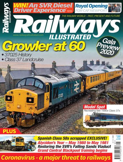 Railways Illustrated April 02, 2020 00:00