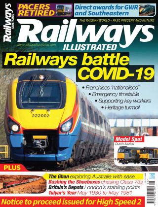 Railways Illustrated Jun 2020